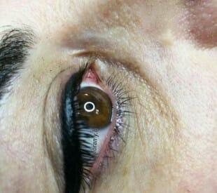 איפור קבוע בעין