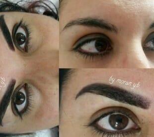 טיפולי איפור קבוע בעיניים